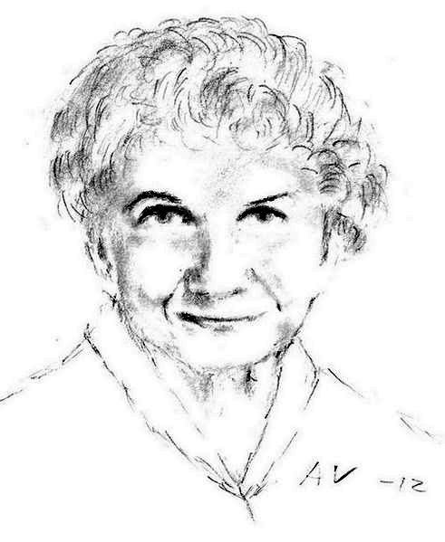 Alice Munro. Iliustracija - Vikipedia